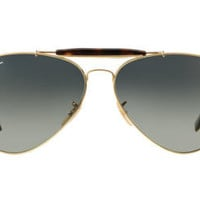 NEW SUNGLASSES RAY-BAN  ICONS RB3029 in Gold