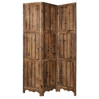 "Screen Gems Winchester Screen 72"" Room Divider"