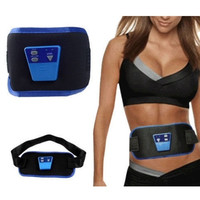 Brand New AB Gymnic Front Muscle Arm leg Waist Abdominal Massage Slim Fit Toning Belt = 1932207684