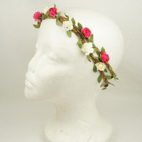 Simple Flower Head Band (more colors)