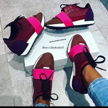 High Fashion Sneakers