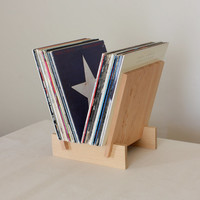 LP Record Stand