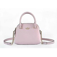Kate Spade Women Trending Shopping Leather Tote Handbag Shoulder Bag G
