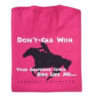 Ladies' Don't-Cha Tee - T-Shirts - Tops - Women's
