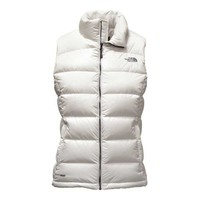 The North Face Nuptse 2 Vest for Women in Vaporous Grey NF00CUQ6-EY8