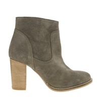 ASOS ABIDE Leather Ankle Boots