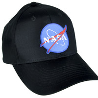 NASA Space Program Hat Baseball Cap Alternative Clothing