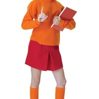 Scooby-Doo Velma Costume for Adults- Party City