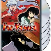 Inuyasha Season 1 Repackage