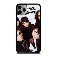 MY CHEMICAL ROMANCE BAND iPhone Case Cover