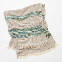 Brightweave Throw by Anthropologie