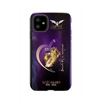 Kobe Bryant iPhone  XR/11/11 Pro/ MAX|Galaxy Phone Tough Cases All Models