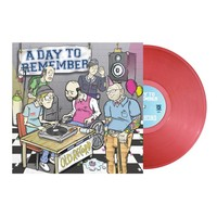 A Day To Remember: Old Record Vinyl (Clear Pink)