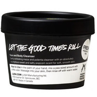 Let the Good Times Roll Face and Body Cleanser