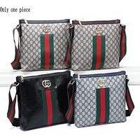 Gucci sells prints lady shopping single shoulder bag