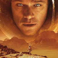 The Martian Movie Poster 11x17