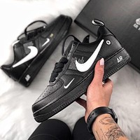 Nike Air Force 1 Utility Casual All-match Sneakers Shoes-1