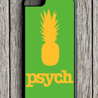 Yellow Green Psych Pinapple iPhone 6 Case