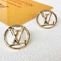 LV Louis Vuitton Classic Fashion Women Earrings Accessories Jewelry