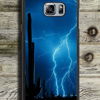 Lightning Cactus Samsung Galaxy Note 5 Case
