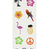 Palm Spring Finger Tattoo Pack - Jewelry  - Bags & Accessories