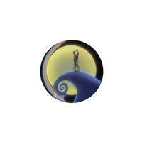 The Nightmare Before Christmas Jack & Sally Pin   Hot Topic