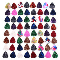 20 pcs Stylish Colorful Celluloid Guitar Picks Plectrums I22 Instrument = 1652507780
