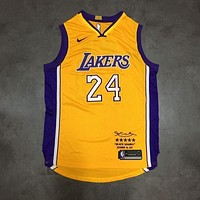 Kobe Bryant Limited Edition Retirement Jersey - VeronicaOnline