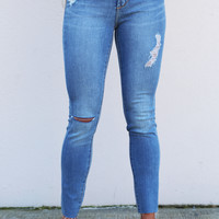 Derby Skinny Crop By Articles Of Society