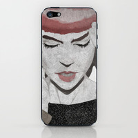 Grimes iPhone & iPod Skin by TwO Owls   Society6
