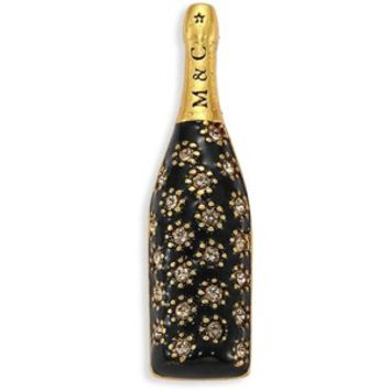 Marc Jacobs Moet Champagne Bottle Pin