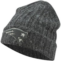 '47 Brand New England Patriots West End Cuffed Beanie - Gray