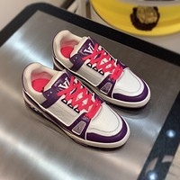 lv louis vuitton womans mens 2020 new fashion casual shoes sneaker sport running shoes