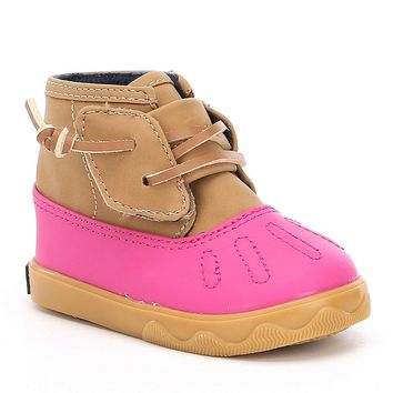 Sperry Girls' Icestorm Cold Weather Crib Shoes | Dillards