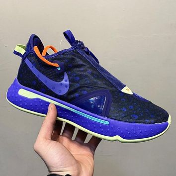 Nike PG4 EP GatoradeASW New fashion hook men sports leisure shoes