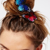 Free People Patch Clip Set