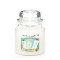 Merry Marshmallow™ : Medium Jar Candles : Yankee Candle