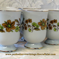 Autumn Song Royal Domino Collection mug set - $30.00 - Handmade Crafts and Vintage Items by YankeeBurrowVintage