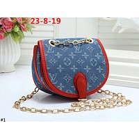 LV 2019 new personality female shoulder bag Messenger bag #1