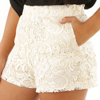Ark & Co: Blinded By The Light Shorts: Cream