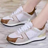 LV Louis Vuitton High quality exquisite fashionable running sneakers F-ALS-XZ