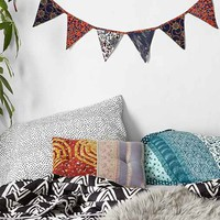 Magical Thinking Boho Medallion Banner- Multi One