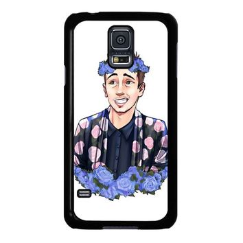 Twenty One Pilots Tyler Joseph Fan Art Samsung Galaxy S5 Case