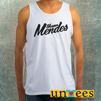 Shawn Mendes Clothing Tank Top For Mens