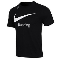 Nike 2020 spring new sports and leisure logo short sleeve T-shirt