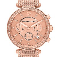 Michael Kors 'Parker' Chronograph Bracelet Watch, 39mm