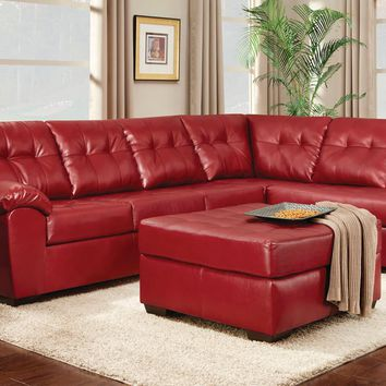 Rosanna Sectional by HD Furniture