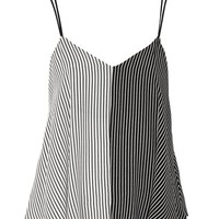 Mixed Stripe Camisole Top