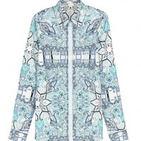 ETRO Woman's PRINTED SHIRT | 161D1519342400200