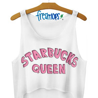 Bucks Queen Crop Top